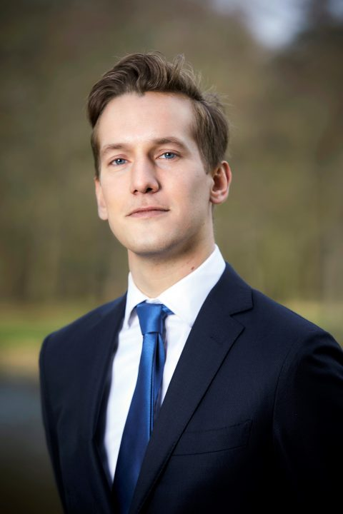 Profielfoto adviseur Pieter Tichelaar